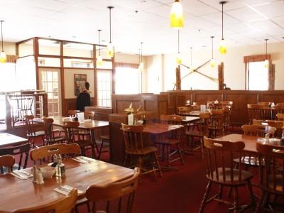 Fancy's dinning room.